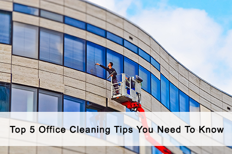 office cleaning hull