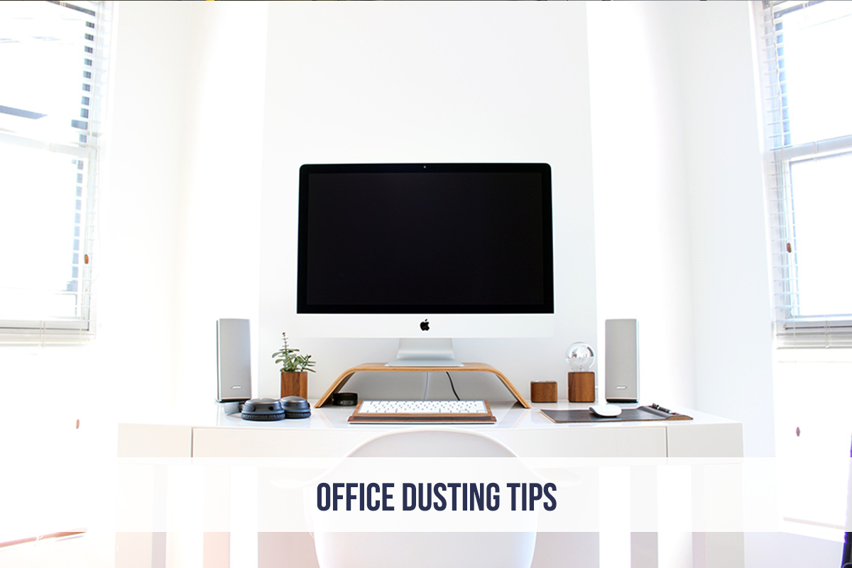 office dusting tips