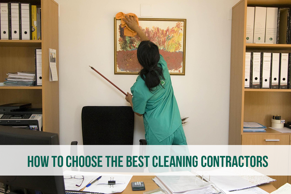 cleaning contractor Hull
