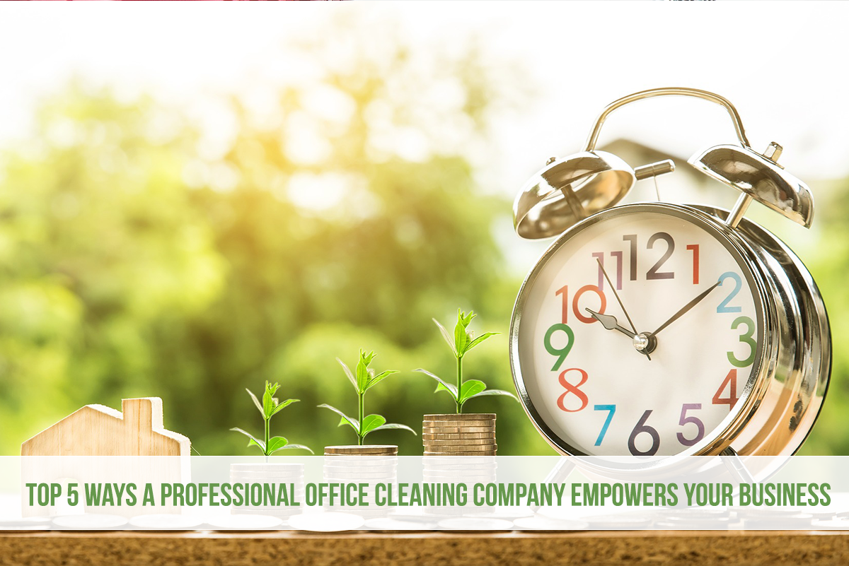 professional office cleaning company